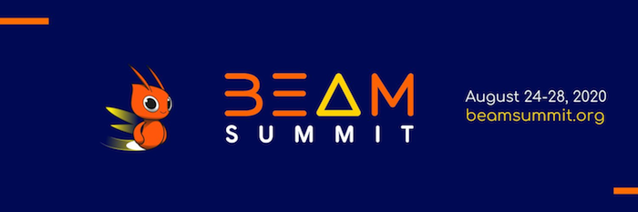 Beam Summit is coming and will be online